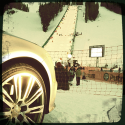 Freestyle Ski World Cup and Audi A6, Deer Valley UT